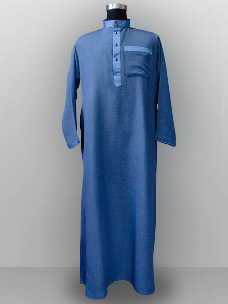 Gamis Al Marih - Modest Blue for Web