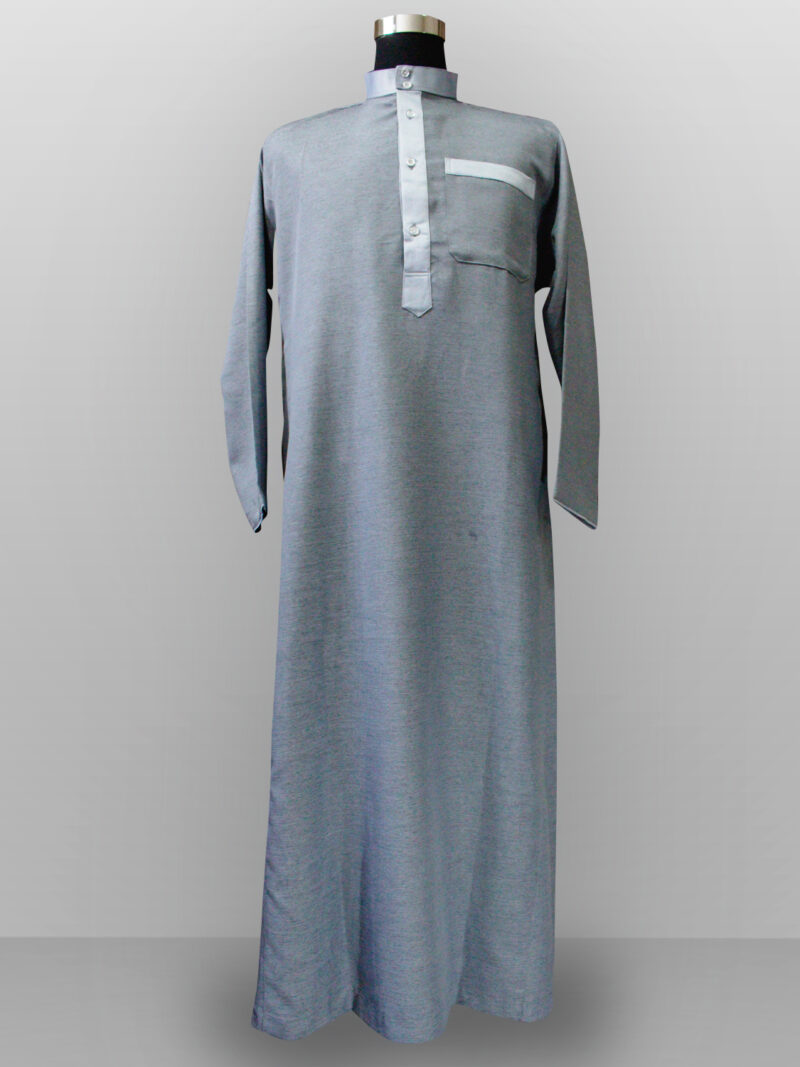 Gamis Al Marih - Modest Grey for Web