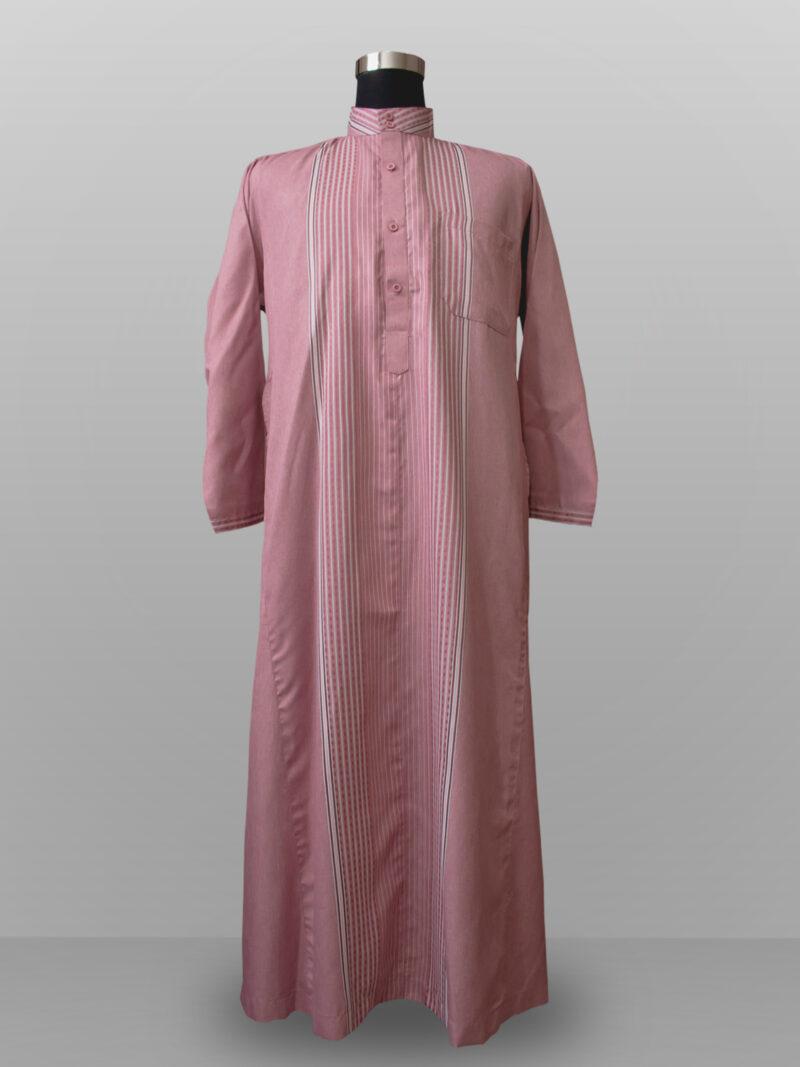 Al Marih Moslem Wear Baju Gamis Sapphire